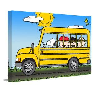 299x299 School Bus Art Wayfair