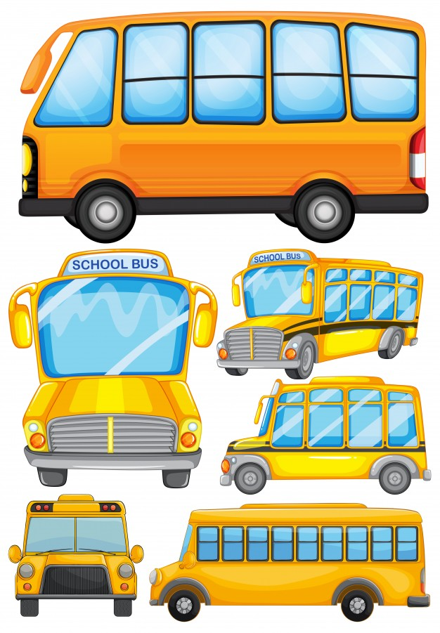 626x901 School Bus Vectors, Photos And Psd Files Free Download