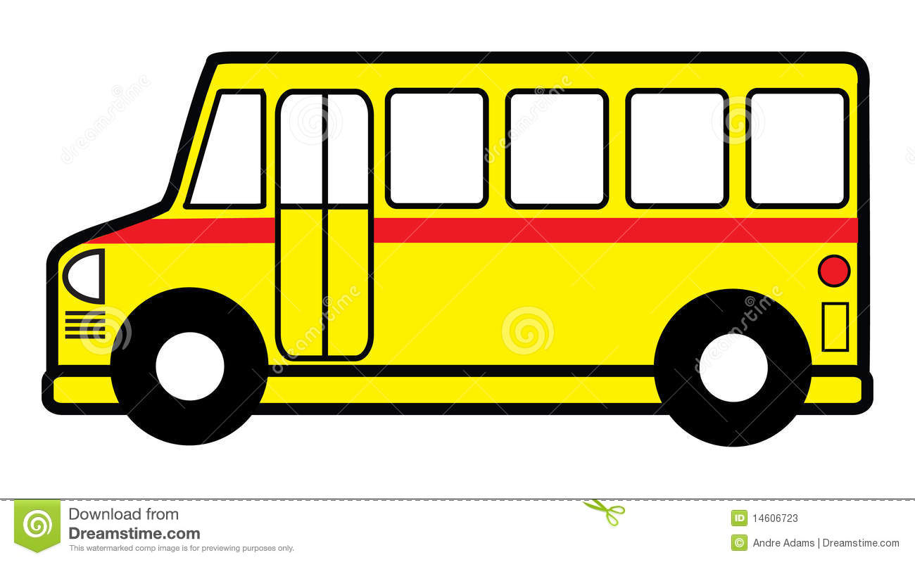 1300x799 School Bus Clip Art