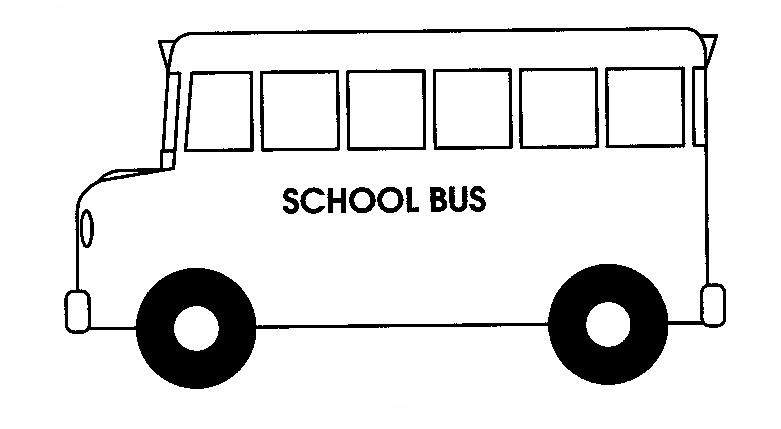 781x429 School Bus Black And White School Bus Clip Art Black And White