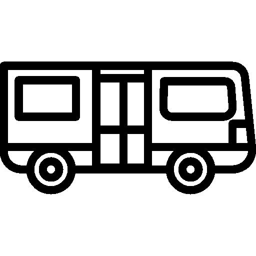 512x512 Transportation, Transport, Vehicle, Bus, School Bus, Automobile