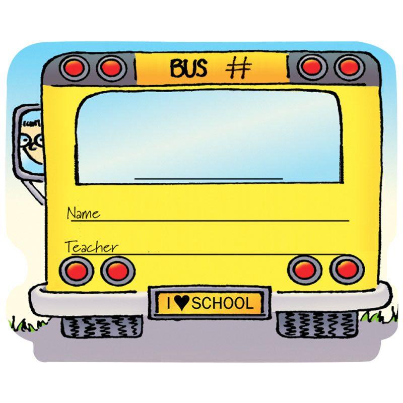 800x800 School Bus Stickers