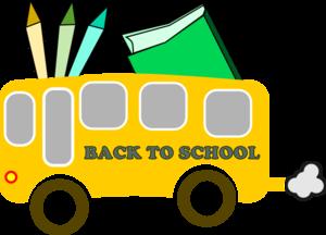 300x216 School Bus Border Clip Art Free Clipart Images 3 Clipartcow