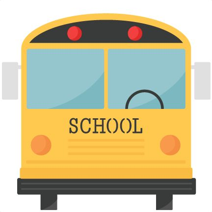 432x432 The Best School Bus Clipart Ideas School Bus