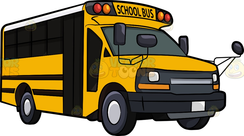 School Bus Cartoon Pictures