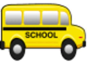 350x263 Clipart Picture Of Cartoon School Bus