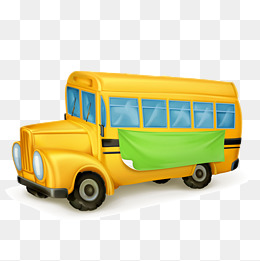260x261 Cartoon School Bus Png Images Vectors And Psd Files Free