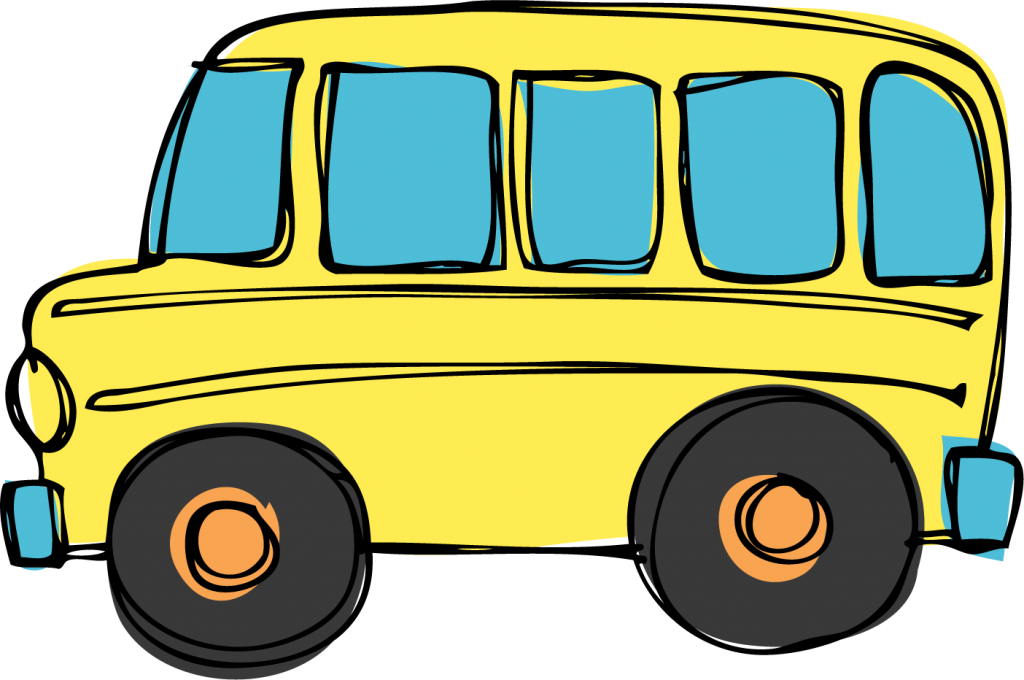 School Bus Clipart