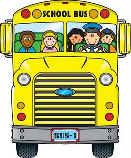 265x320 Free School Bus Clipart Clipart Image