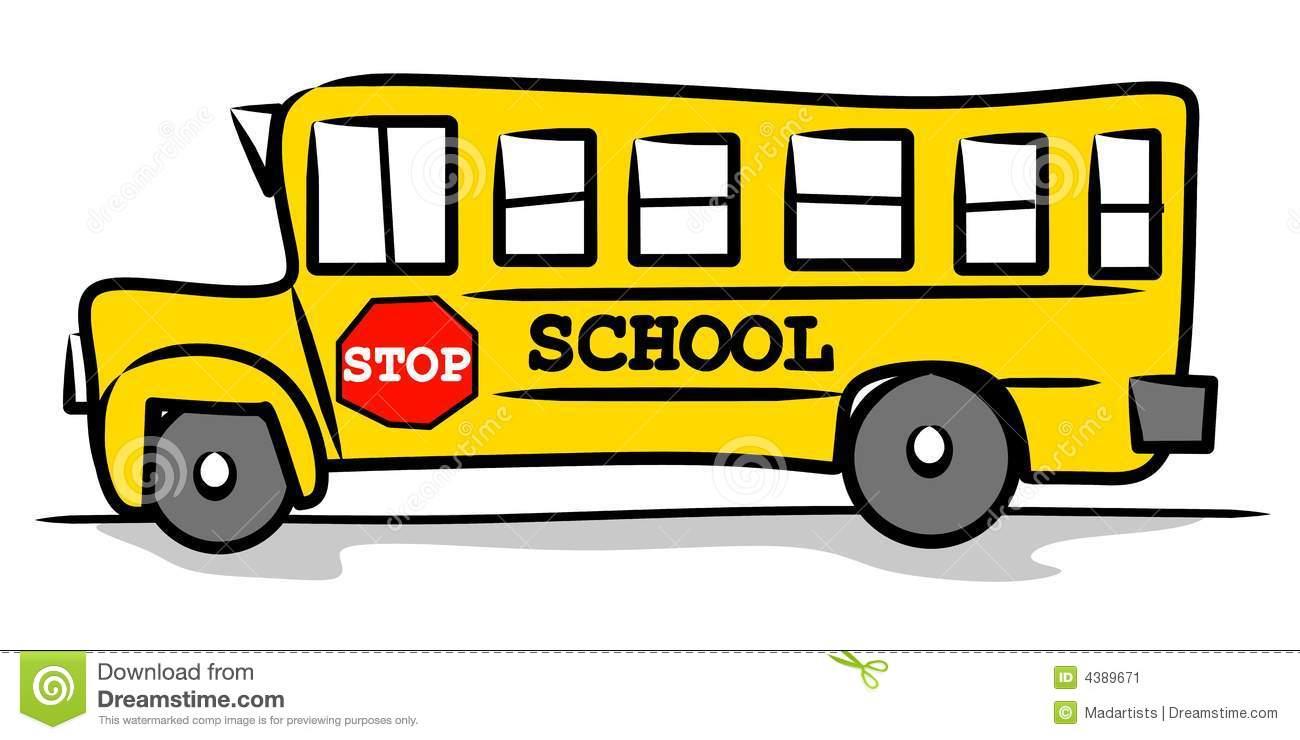 1300x740 School Bus Images Clip Art