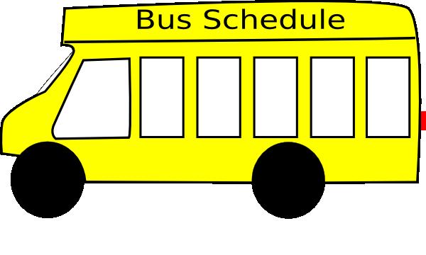600x360 Bus Clipart Bus Window