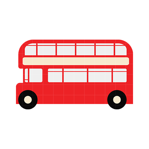 504x504 Free Bus Clipart Image