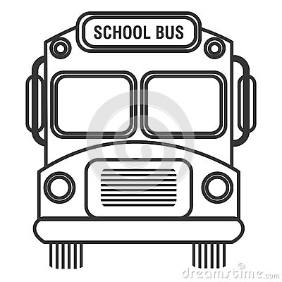 400x400 Isolated School Bus Clipart, Explore Pictures