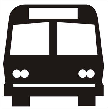 347x350 School Bus Clip Art Black And White Free Clipart 2