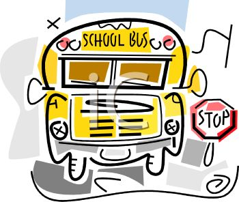 School Bus Clipart Free