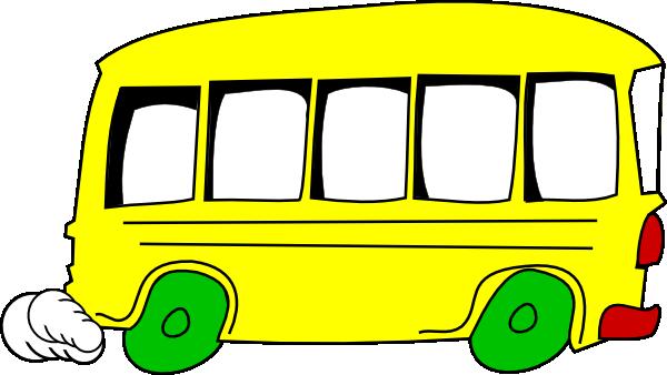 600x338 Free Clip Art School Bus Clipart Images 10