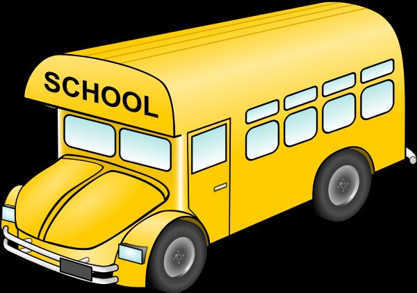 600x422 Free Clip Art School Bus Clipart Images 4