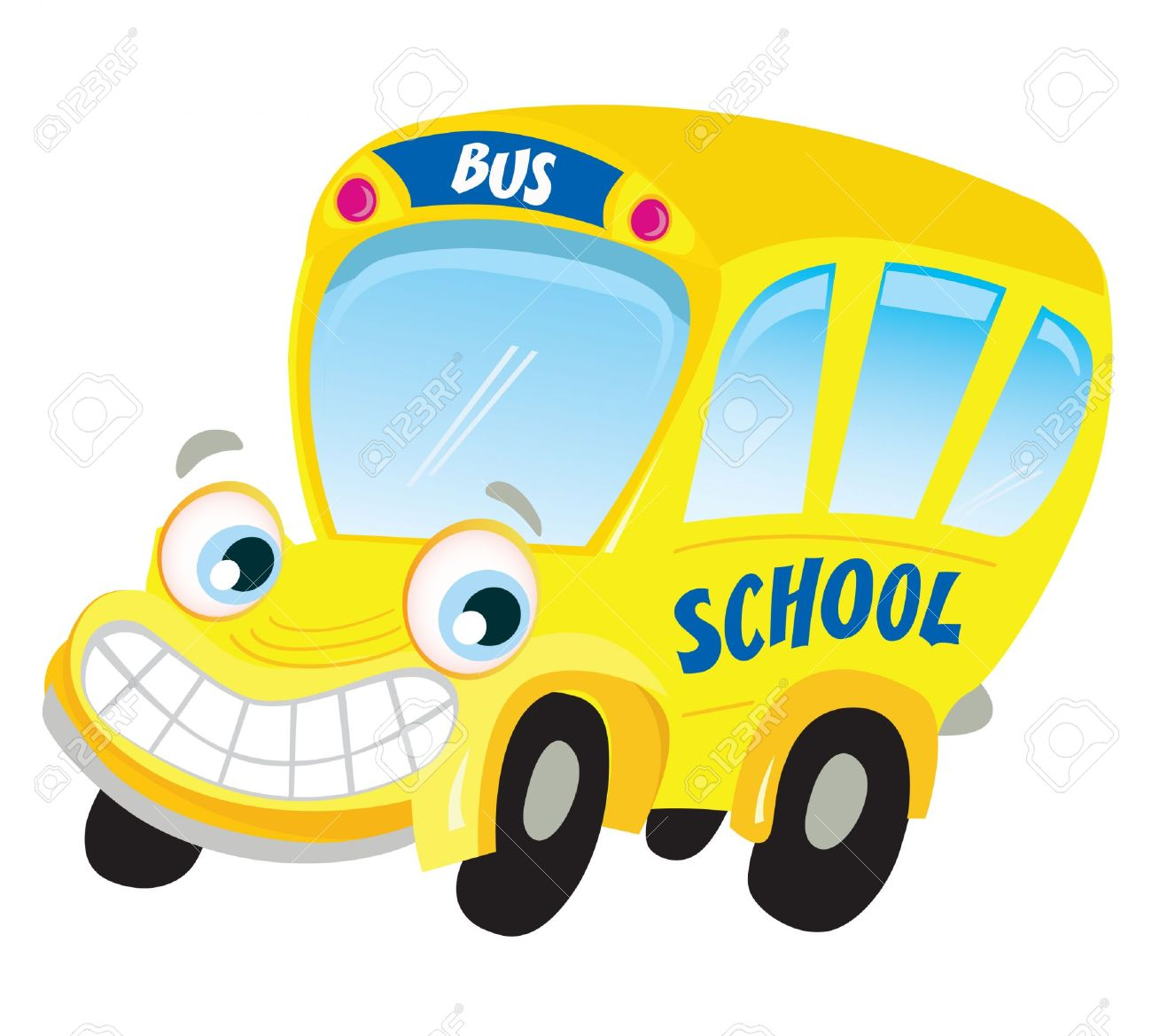 1300x1169 Fun School Bus Clipart