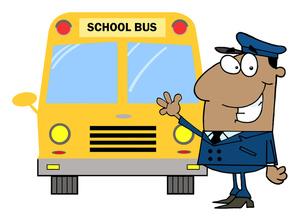 300x221 School Bus Clipart Image