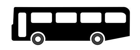 446x162 Bus Clip Art Free Clipart Images