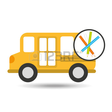 School Bus Graphic