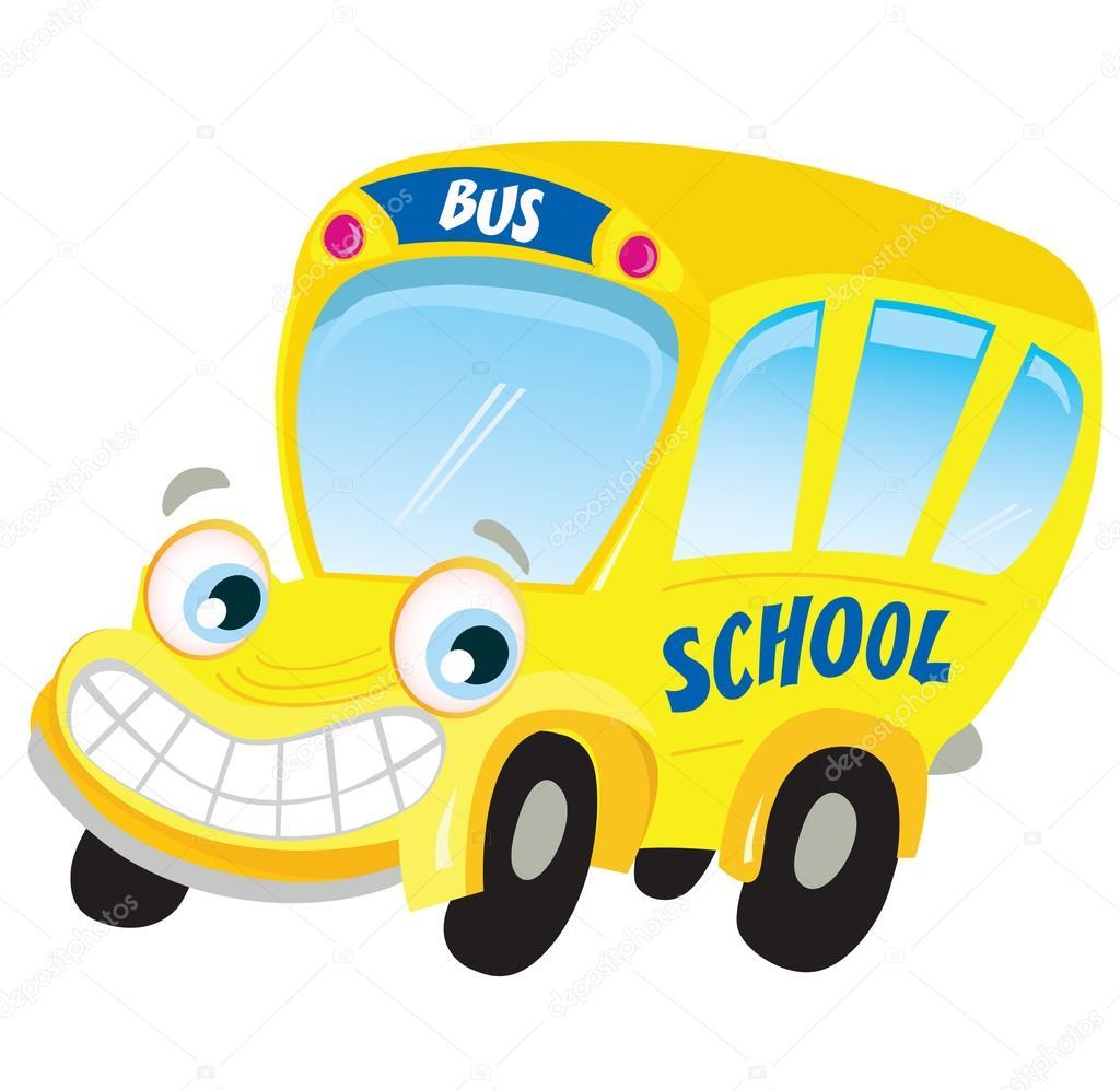 1024x997 Isolated Yellow School Bus Stock Vector Beeandglow