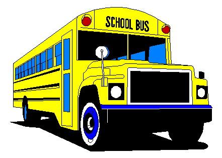 441x314 School Bus Graphics
