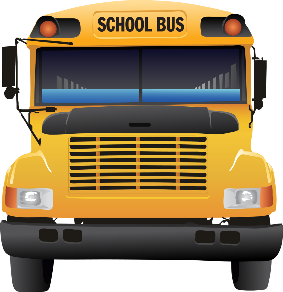 994x1024 46 School Buses Clipart Images