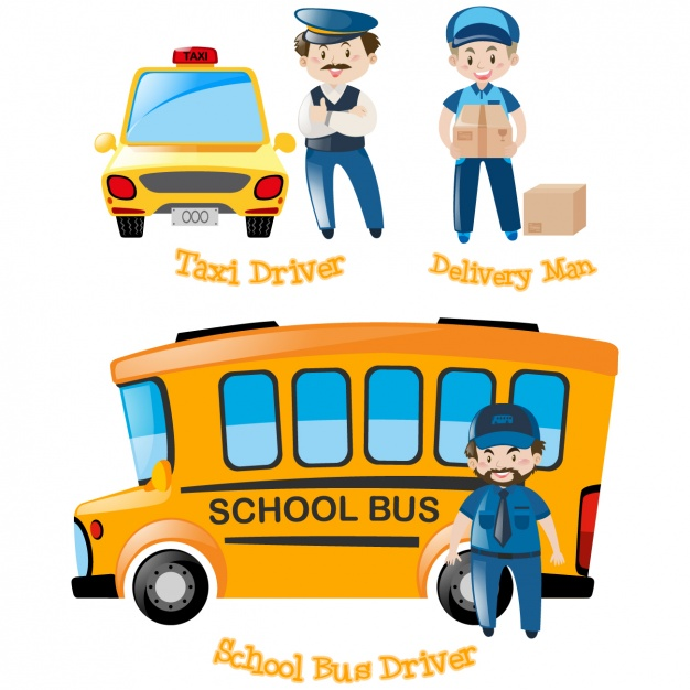626x626 Bus Driver Vectors, Photos And Psd Files Free Download