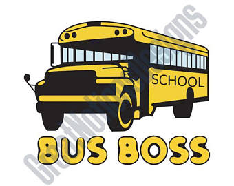 340x270 Bus Driver Svg Etsy
