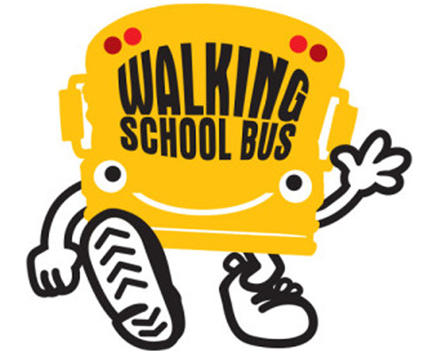 495x400 Graphics For The Walking School Bus Graphics