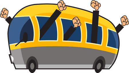 450x257 School Bus Graphics