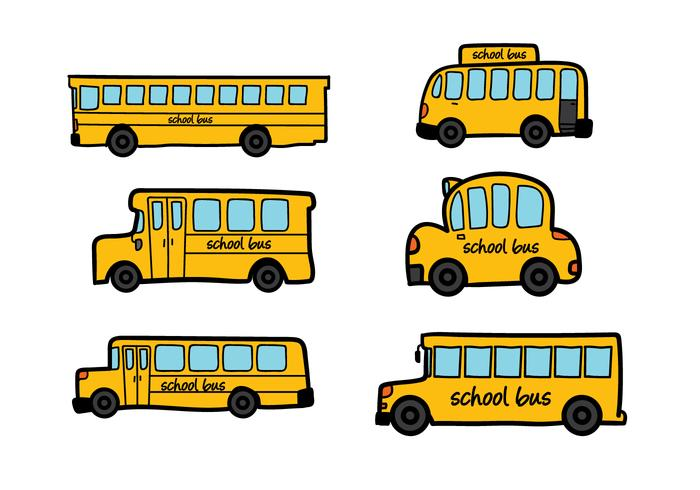 700x490 School Bus Vector