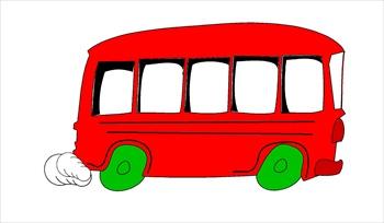 350x204 School Bus Stop Clip Art Free Clipart Images