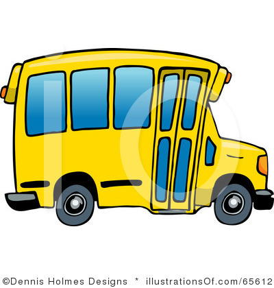 400x420 School Bus Clipart Black And White Clipart Panda