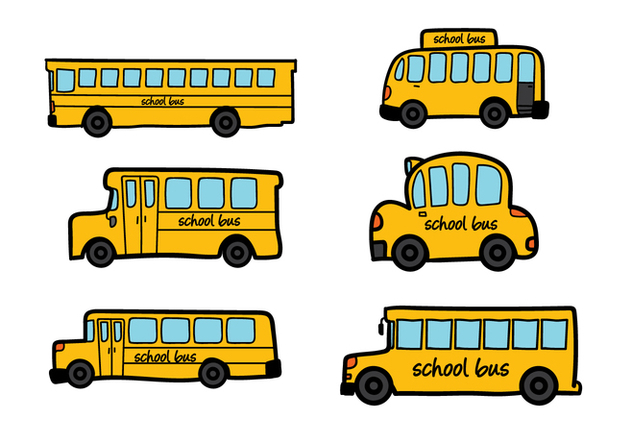 632x443 School Bus Vector Free Vector Download 337735 Cannypic