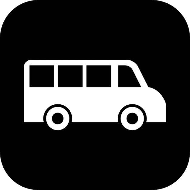 626x626 School Bus Side View Sign Icons Free Download