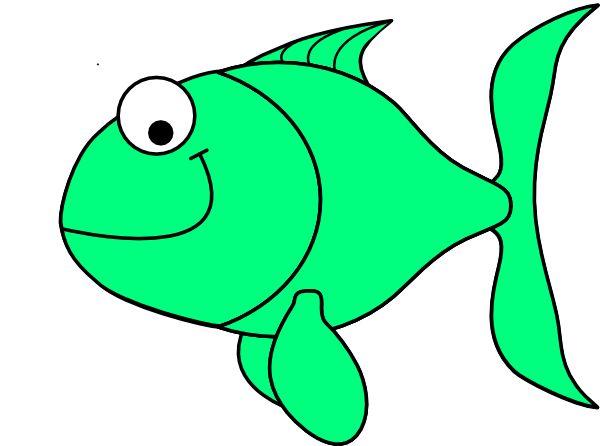 School Fish Clipart