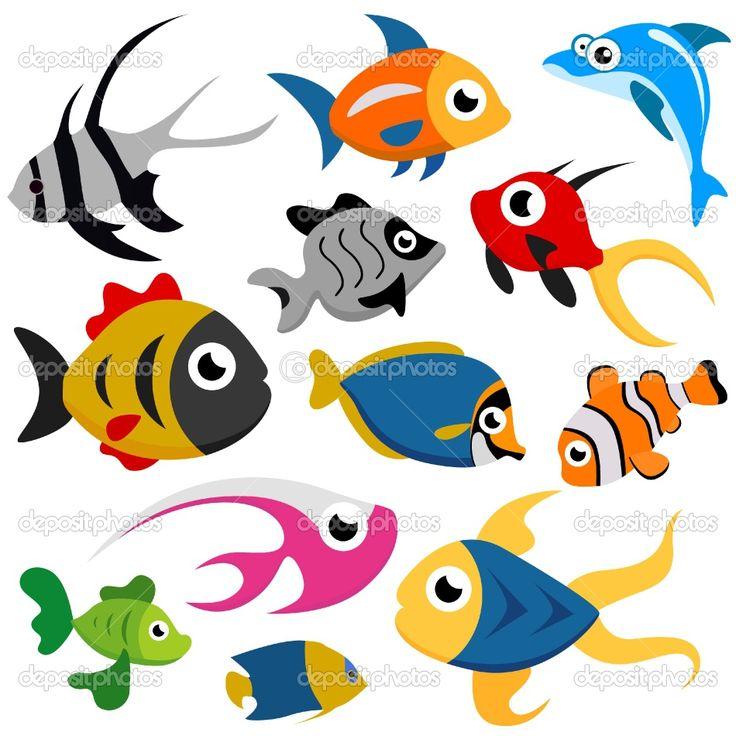 736x736 Goldfish Clipart Tiny Fish