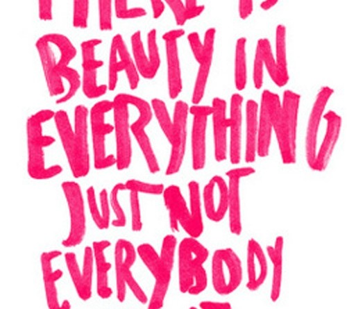 500x445 Beauty Quotes That Make You Feel Beautiful