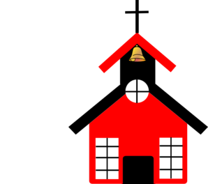 298x264 Red School House Clip Art