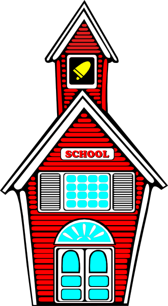 330x598 Country Schoolhouse Cliparts 198283