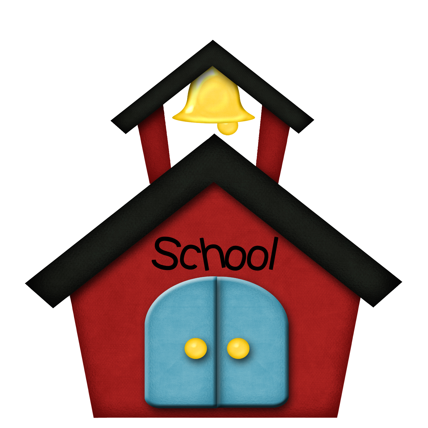 1800x1800 Schoolhouse Outline School House Clip Art