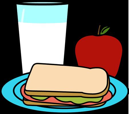 450x398 Healthy School Lunch Clip Art