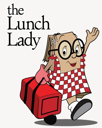 417x524 Lunch Lady Clipart