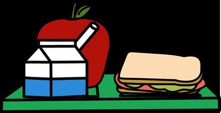 450x231 School Lunch Clip Art Clipart Kid