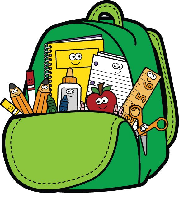 School Pic Cartoon Clipart
