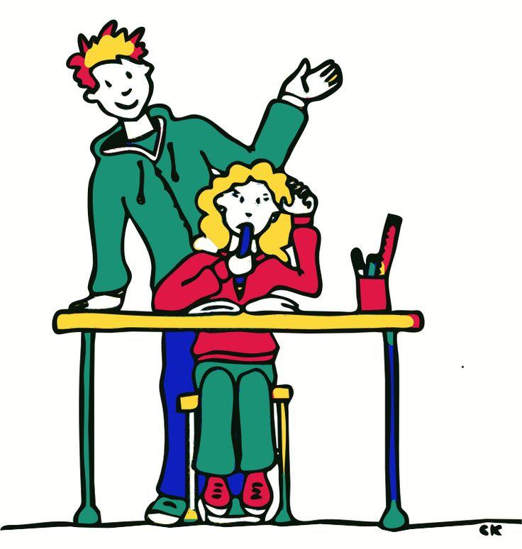 School Students Clipart