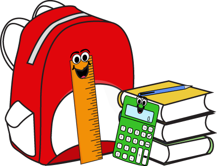 438x335 School Supplies Art Supplies Clipart