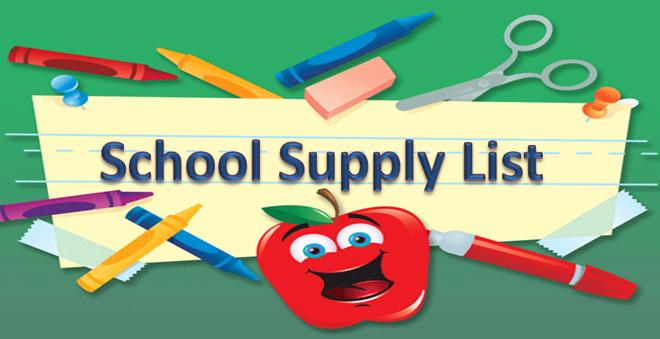 660x339 2017 18 School Supply List Destin Elementary School